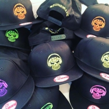 Embroidery hats
